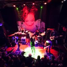 Photos de concert : Anneke Van Giersbergen @ Connexion Café, Toulouse | 30.03.2014