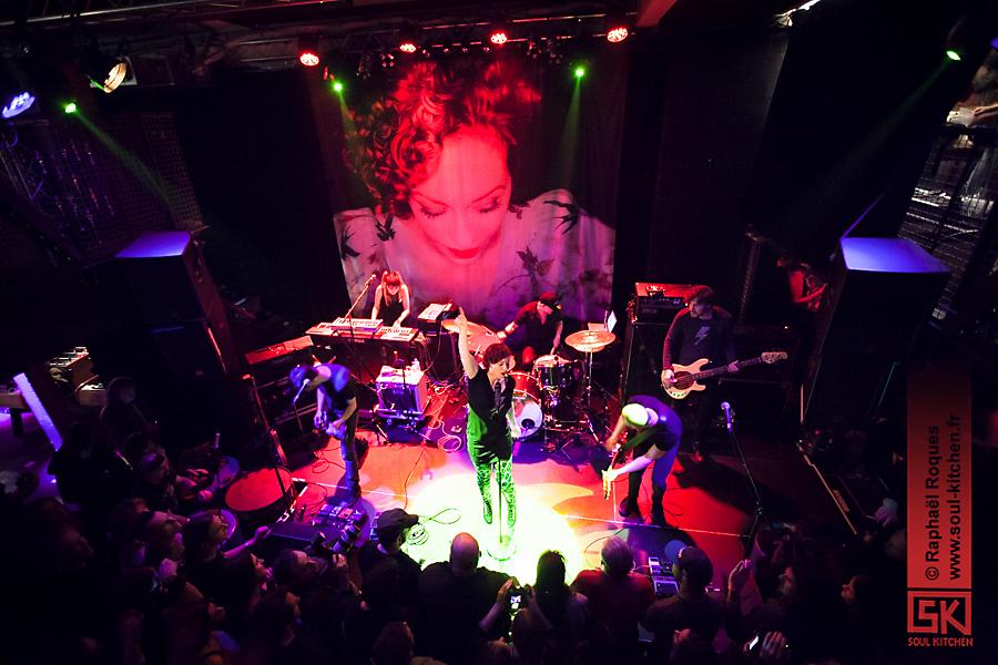Photos de concert : Anneke Van Giersbergen @ Connexion Café, Toulouse   30.03.2014