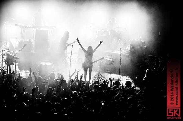 Photos de concert : Haim @ le Trianon, Paris | 01.03.2014