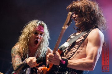 Photos concert : Steelpanther @ Le Bikini, Toulouse | 10.03.2014