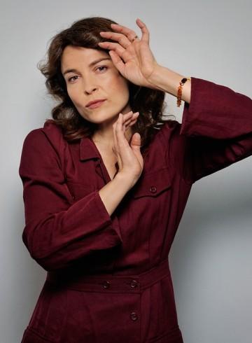 Portrait : Irina Björklund