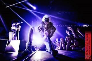 Photos de concert : Shaka Ponk @ Stereolux, Nantes | 1er mars 2014