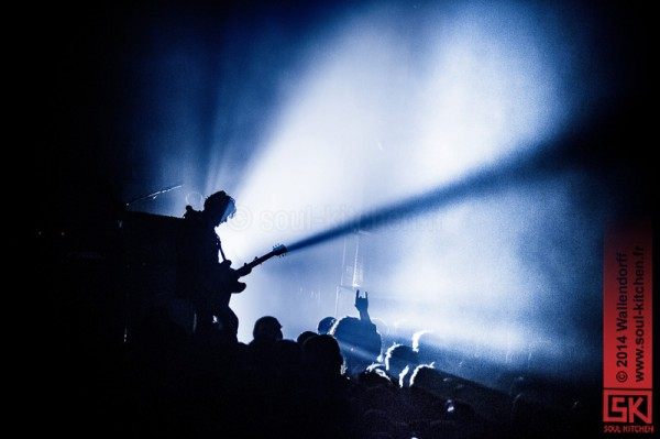 photos : Black Rebel Motorcycle Club @ la Laiterie, Strasbourg | 15.02.2014