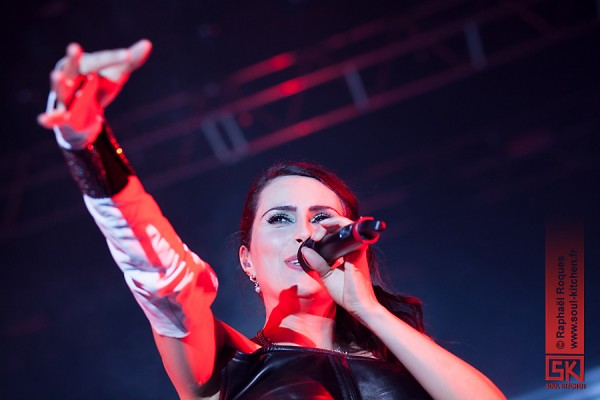 photos : Within Temptation + Delain @ Le Phare, Toulouse | 22.04.2014