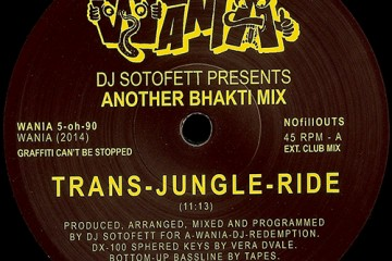 DJ Sotofett - DJ Sotofett Presents Another Bhakti Mix