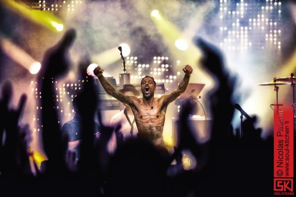Photos de concert : Skip The Use @ Stereolux, Nantes | 01.04.2014