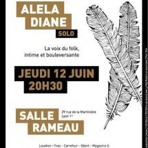 2×1 places pour Alela Diane et Ronan Siri, salle Rameau à Lyon