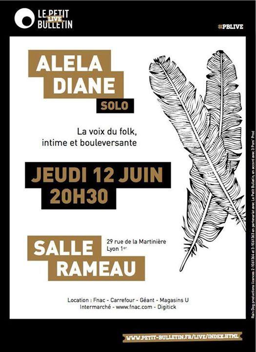 Alela Diane + Ronan Siri, Salle Rameau, Lyon