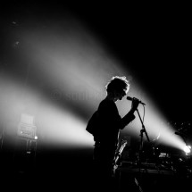 Photos : The Horrors @ la Gaîté Lyrique, Paris | 15.05.2014