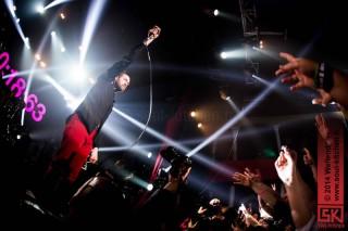 Photos de concert : Kasabian @ le Bataclan, Paris | 30.04.2014
