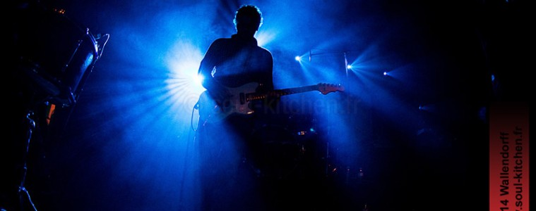 Photos de concert : Applause @ le Badaboum, Paris | 23.05.2014