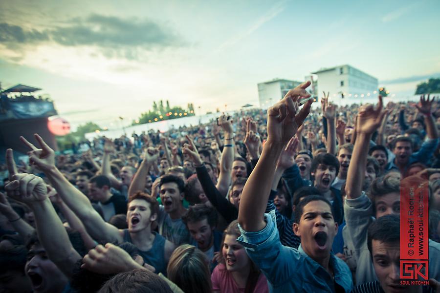 Photos de concert : Public Weekend des Curiosites @ Le Bikini, Toulouse | 24 mai 2014