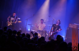 Photos de concert : Second Rate @ La Rodia - Besançon, 30-04-2014