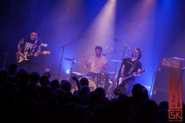 photos : Second Rate, Flying Donuts, Red Gloves @ La Rodia – Besançon, 30-04-2014