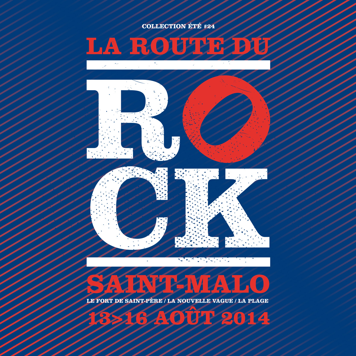 La Route du Rock, Collection Été #24