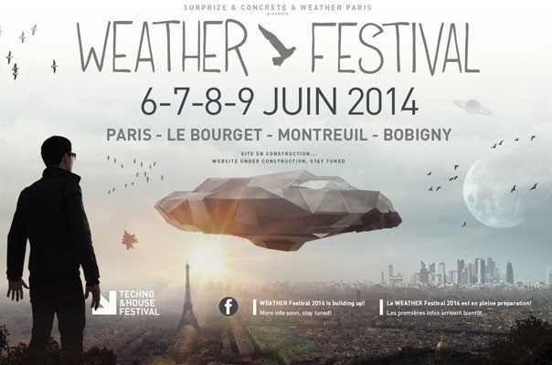 Weather festival 2014