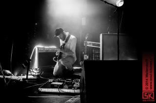 photos de concert : Archie Bronson Outfit @ le Nouveau Casino, Paris, 06/06/2014