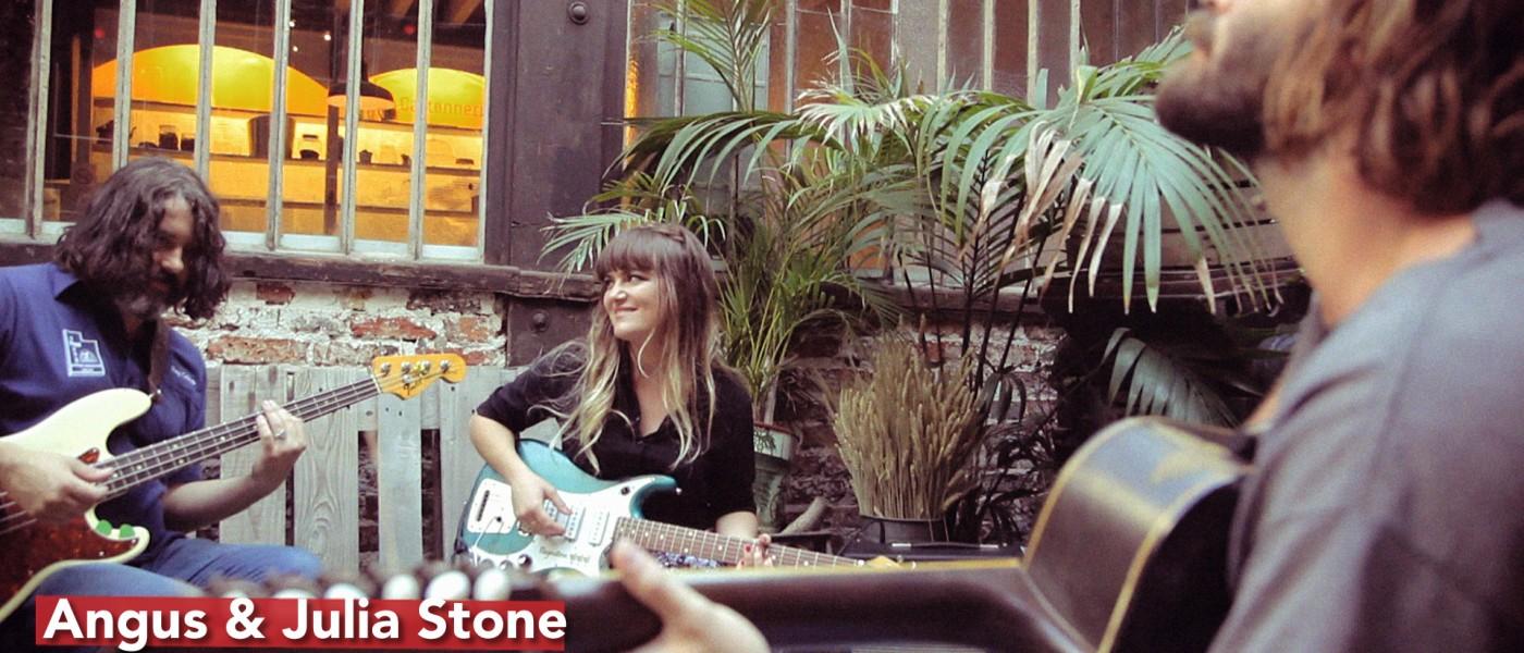 Angus & Julia Stone - SK* Session
