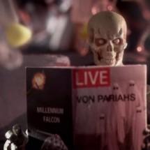 Vidéo : Von Pariahs – Skywalking
