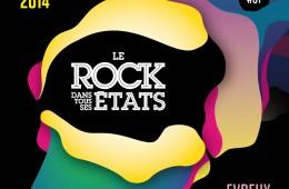 Le Rock dans tous ses États 2014
