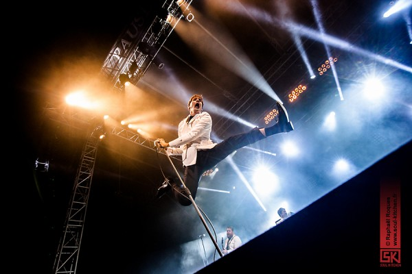 Photos concert : The Hives @ Pause Guitare, Albi | 11 juillet 2014