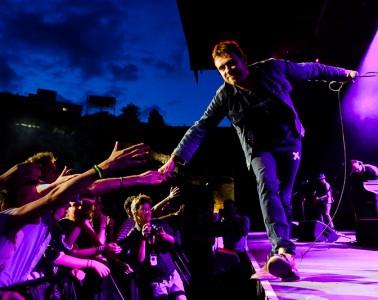 Photos de concert : Damon Albarn @ Nuits de Fourvière, Lyon   5 juillet 2014