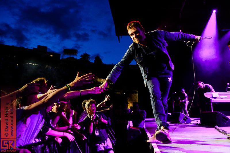 Photos de concert : Damon Albarn @ Nuits de Fourvière, Lyon | 5 juillet 2014