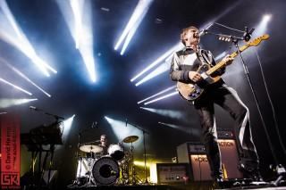 photos concert : Franz Ferdinand @ Nuits de Fourvière - 08 Juillet 2014