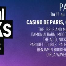 Le festival inRocks / Philips 2014