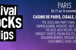 Festival Inrocks / Philips
