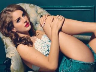 Lana Del Rey by Breton