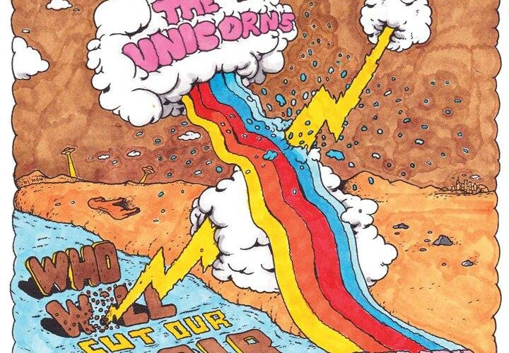 The Unicorns - Who Will Cut Our Hair When We're Gone ?
