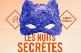 Les Nuits Secrètes 2014