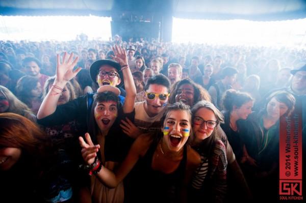Photos : Paléo Festival, Nyon | 22.07.2014
