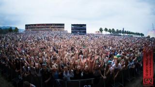 Photos de concert : Paléo Festival, Nyon | 23.07.2014