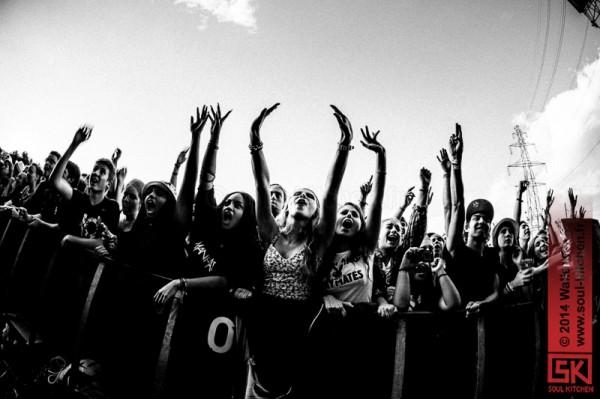 Photos : Paléo Festival : The Coup, Casseurs Flowters, Fills Monkey, Kery James | 26.07.2014