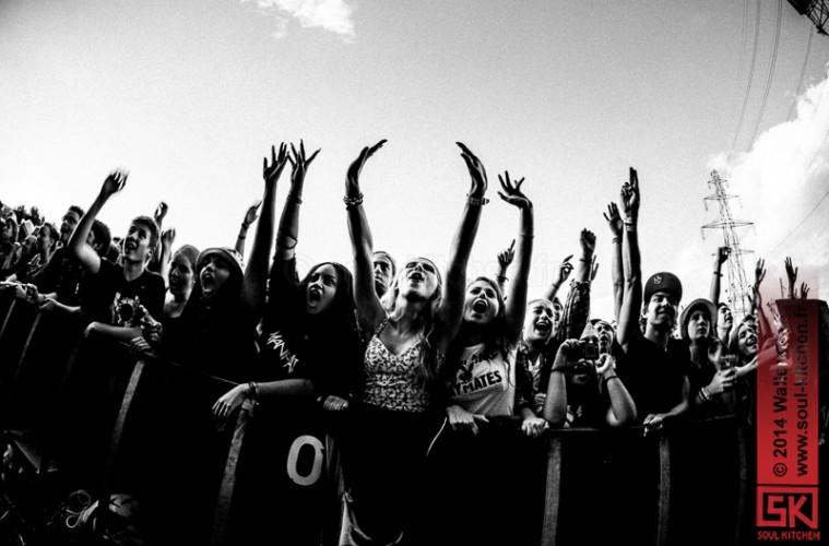 Photos concert : Paléo Festival : The Coup, Casseurs Flowters, Fills Monkey, Kery James   26.07.2014