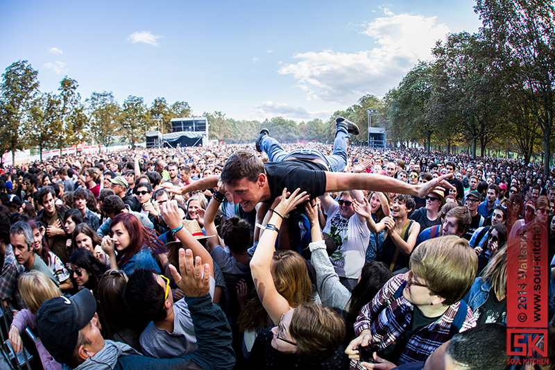 photos : Rock en Seine 2014 - 22/08/2014