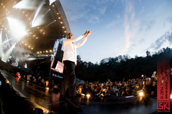 The Hives @ Rock En Seine | 22-08-2014