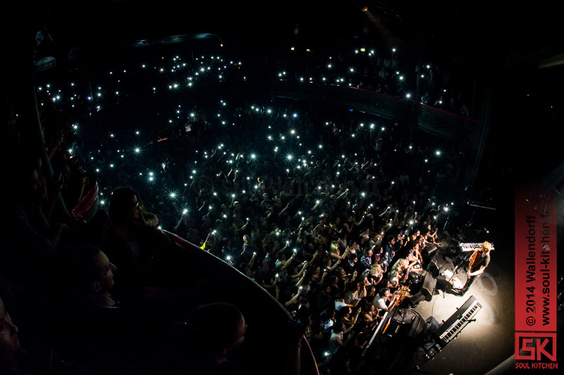 Photos concert : Kodaline @ la Cigale, Paris | 25.09.2014