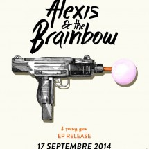Alexis and the Brainbow dégaine son premier EP