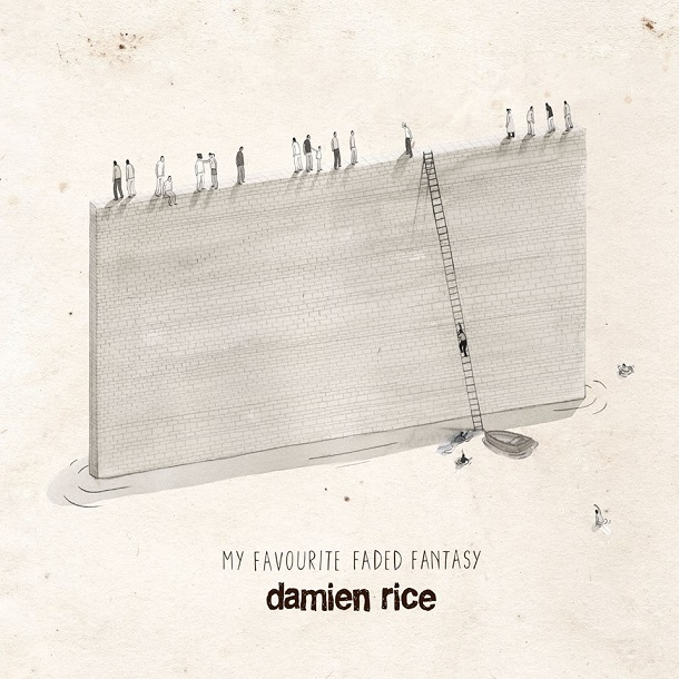 Damien Rice - My Favourite Faded FantasyDamien Rice - My Favourite Faded Fantasy