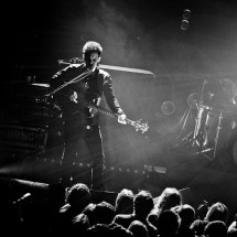 Black Rebel Motorcycle Club : live in Paris
