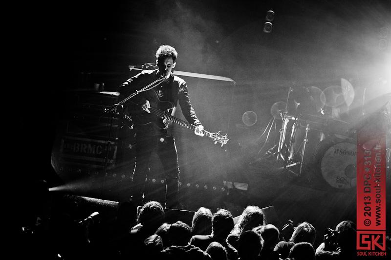 Black Rebel Motorcycle Club @ le Trianon, Paris, 16/03/2013