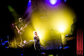 Photos de concert : The Asteroids Galaxy Tour @ le Divan du Monde, Paris | 29.10.2014