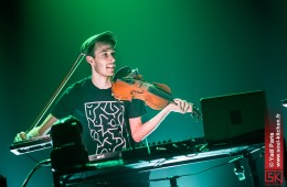 Photos concert : Chapelier Fou @ La BAM, Metz | 25.10.2014