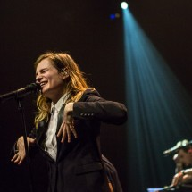 photos : Christine & The Queens + Tristesse Contemporaine @ L'Autre Canal, Nancy | 11.10.2014
