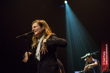 Photos de concert : Christine & The Queens + Tristesse Contemporaine @ L'Autre Canal, Nancy | 11 Octobre 2014