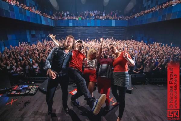 Photos : The Buns + HollySiz @ Stereolux, Nantes |15.10.2014