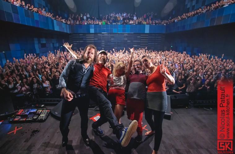 Photos de concert : HollySiz @ Stereolux, Nantes | 15 octobre 2014